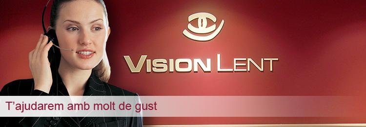 Contacte Vision Lent